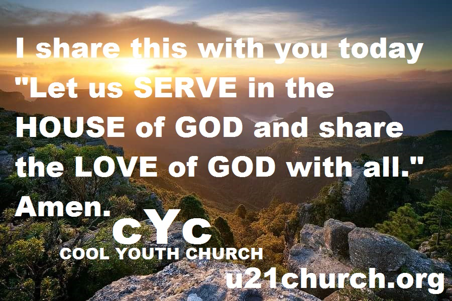 u21church - 664 2017 GOD