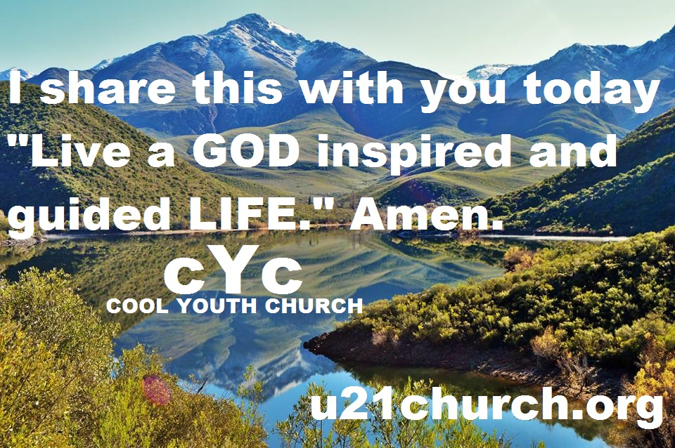 u21church - 666 2017 GOD