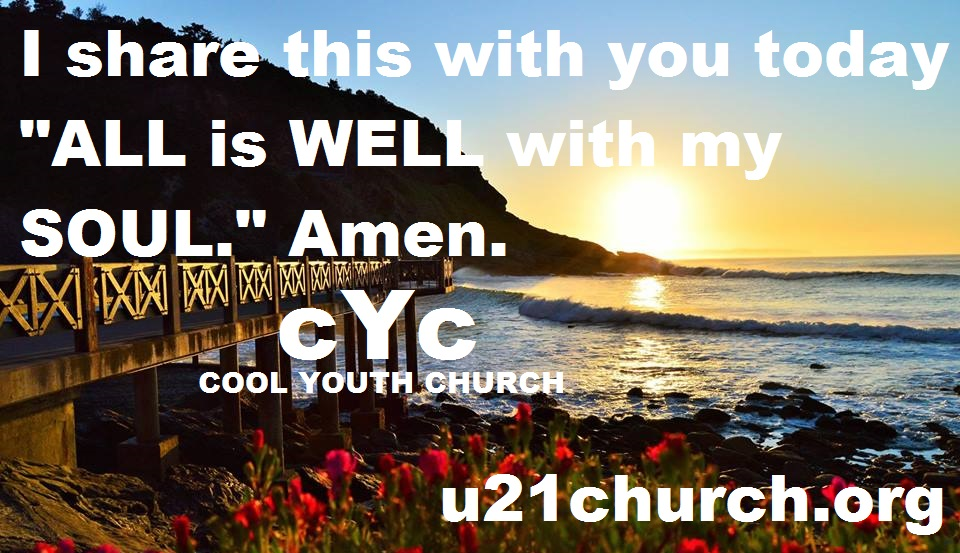 u21church - 677 2017 GOD