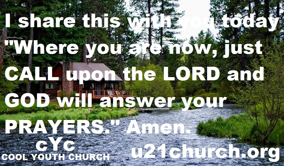 u21church - 680 2017 GOD