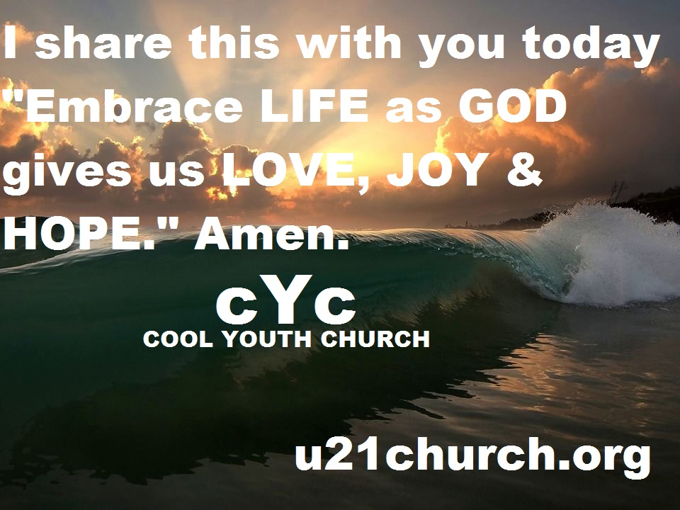u21church - 685 2017 GOD