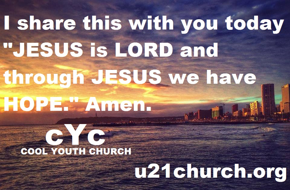 u21church - 687 2017 GOD