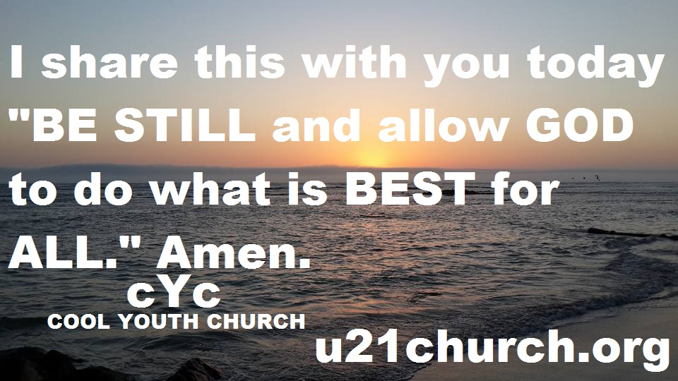 u21church - 690 2017 GOD