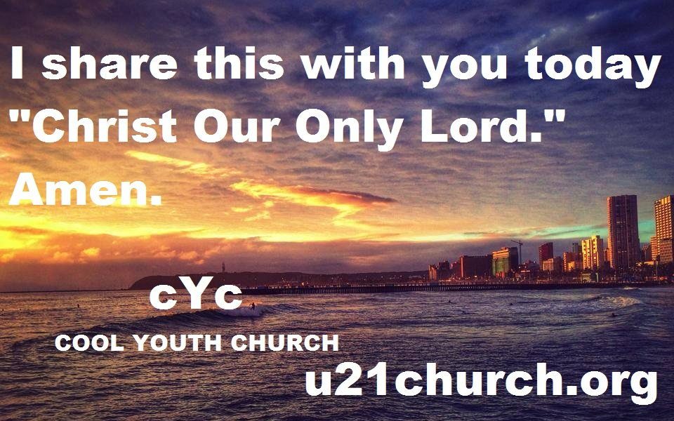 u21church - 696 2017 GOD