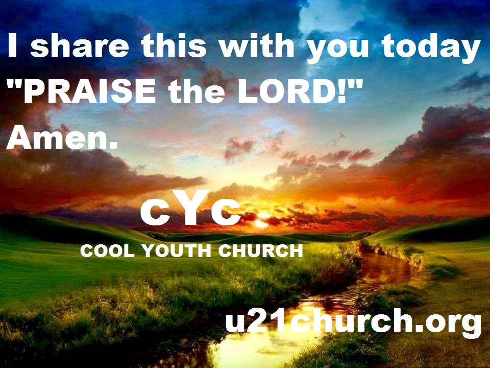 u21church - 698 2017 GOD