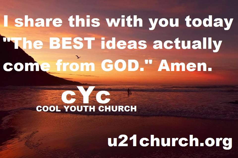 u21church - 707 2017 GOD