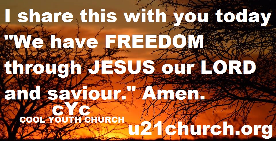 u21church - 708 2017 GOD