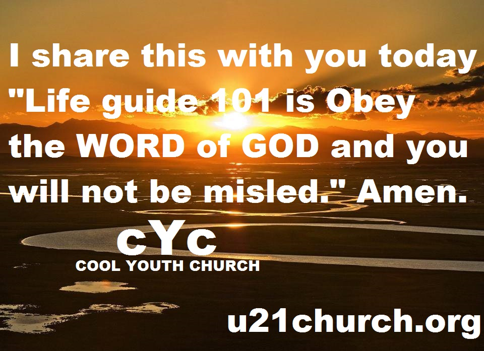 u21church - 718 2017 GOD