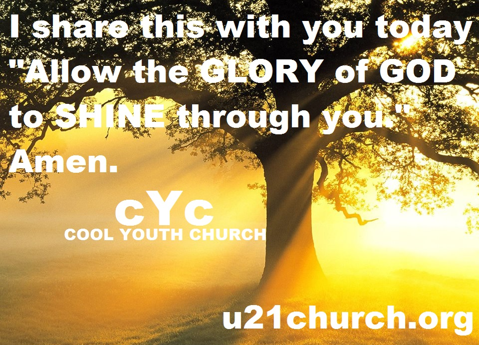 u21church - 719 2017 GOD