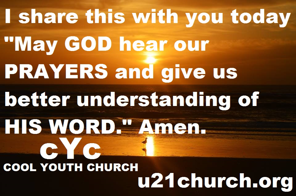 u21church - 726 2017 GOD