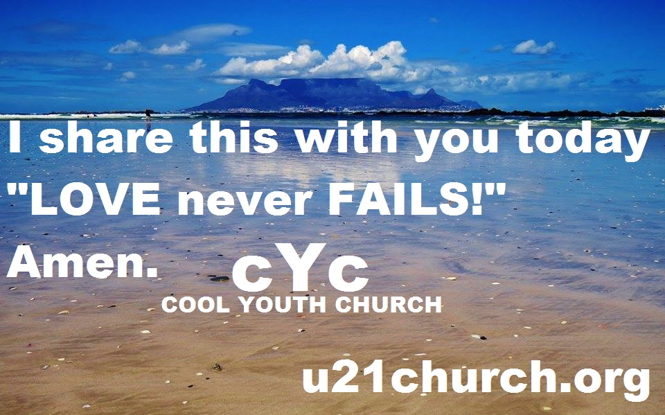 u21church - 737 2017 GOD